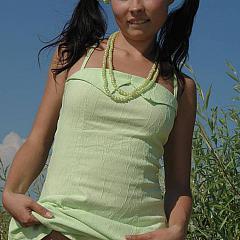 Teens green.