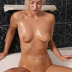 Teens bath.