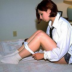 Teens skirt.
